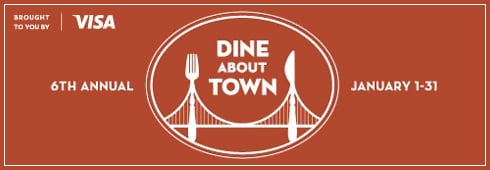 Dine About Town - Prix Fixe