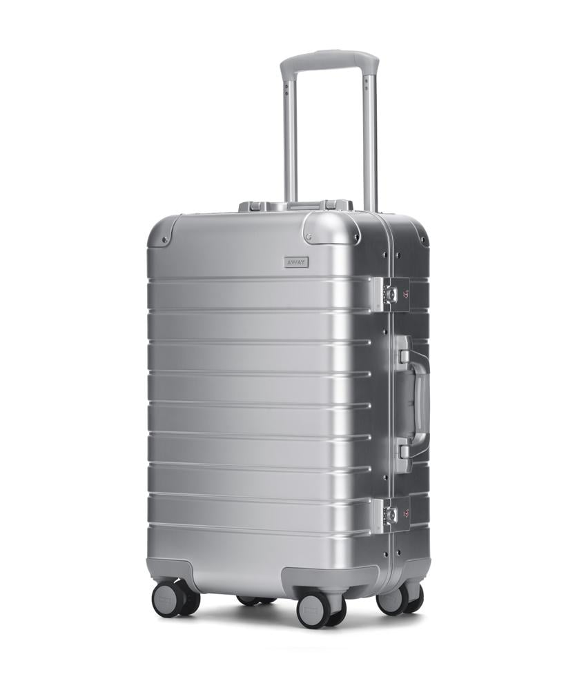 Away The Bigger Carry-On: Aluminum Edition
