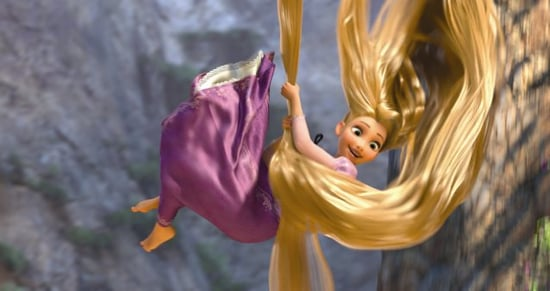 Tangled Movie Review Starring Voice Actors Mandy Moore and Zachary Levi 2010-11-24 11:11:52