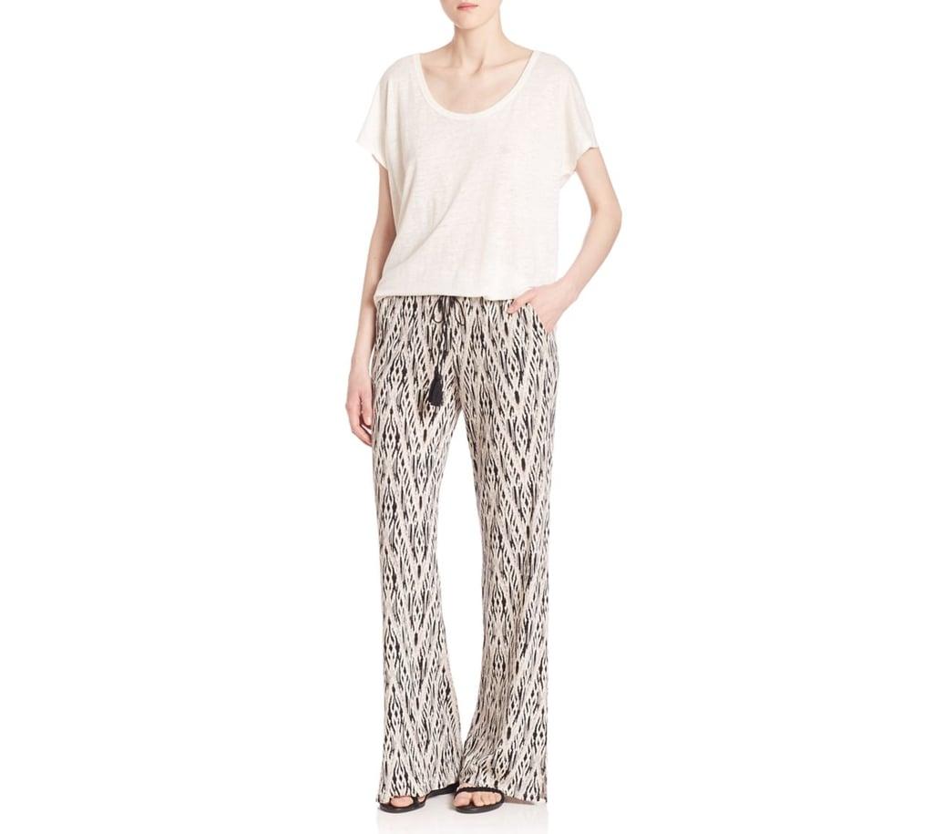 Joie Kini Ikat Print Pants ($178)
