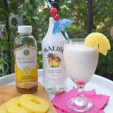 Pineapple Kombucha Piña Colada Recipe