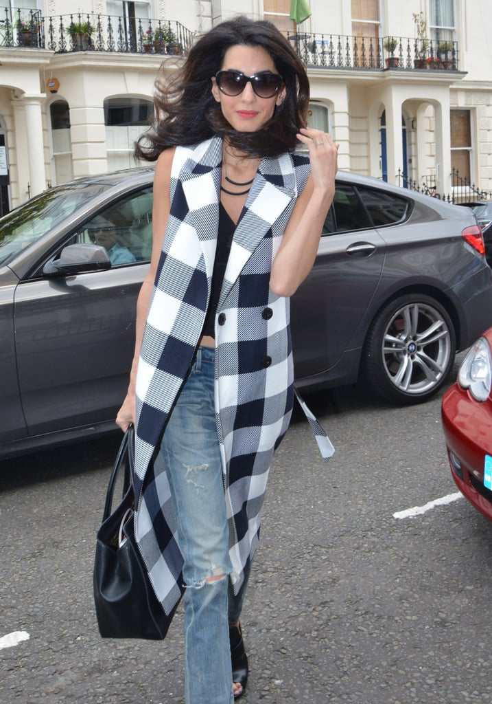 Amal Clooney Just Made This Statement Piece a Wardrobe Essential