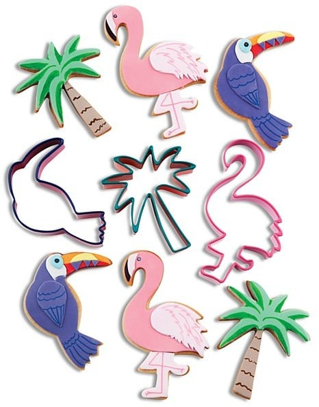 Sunnylife Tropical Cookie Cutters ($12)