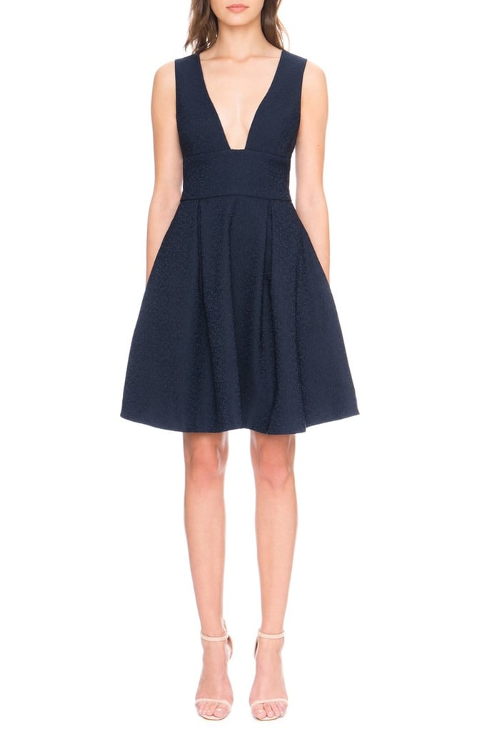 Keepsake the Label Shake Up Fit and Flare Dress ($170)