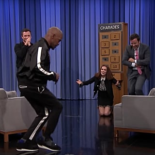 Zoey Deutch Playing Charades on Tonight Show 2018