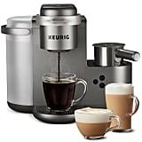 Single Serve Coffee, Latte, & Cappuccino Maker