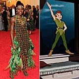 Lupita Nyong'o as Peter Pan