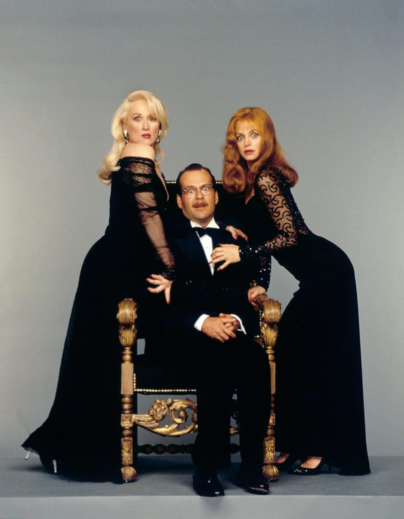 Helen, Madeline, and Ernest, Death Becomes Her