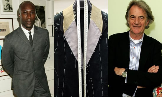 British Style Genius, Paul Smith, Oswald Boateng, Saville Row, BBC