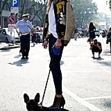 Sporty Street Style