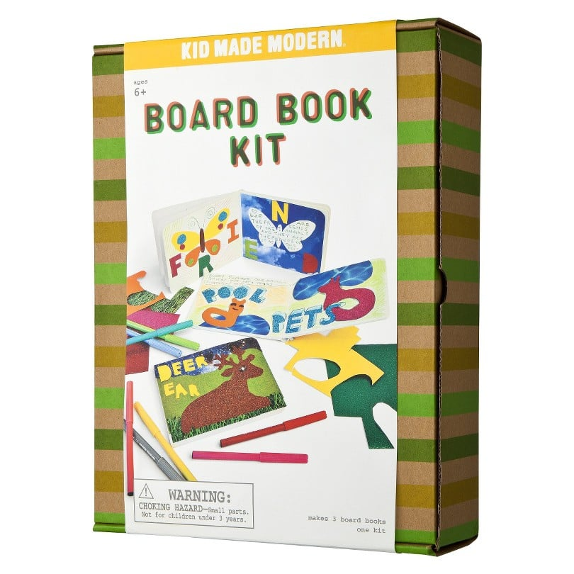 Kid Made Modern Board Book Kit