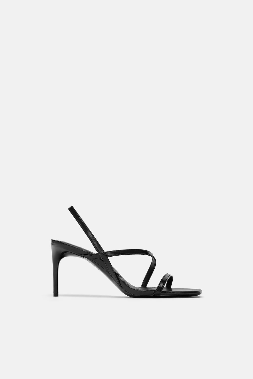 first look offer discounts cheaper Zara Strappy Sandals | I HATE Getting Dressed For Work in ...