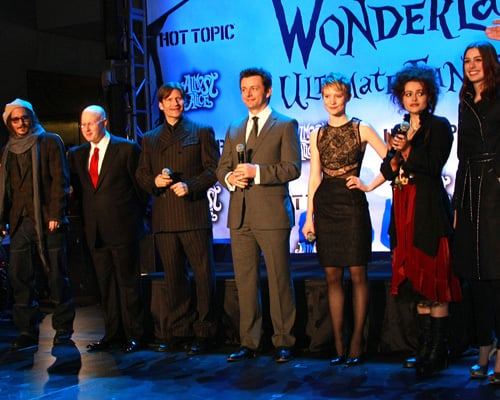 "Walt Disney Pictures & Buena Vista Records ""Alice In Wonderland"" Fan Event"