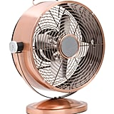 Retro Metal Fan