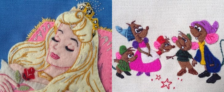 Pictures Of Olympia Le Tan's Disney Clutch Bag Collection
