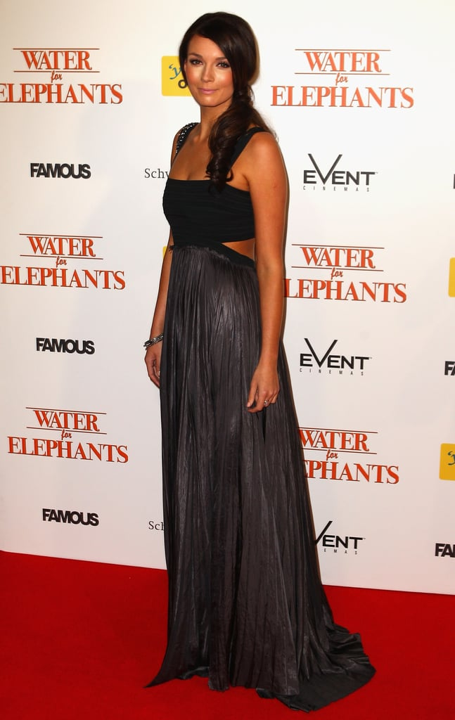May 2011: Premiere of Water for Elephants in Sydney