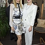 Gwyneth Paltrow met up with Kate Hudson during her website Goop's Summer Party in London on May 22.