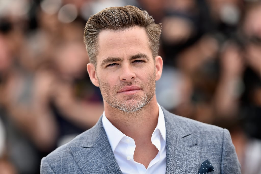 The red carpet got a whole lot sexier when Chris Pine arrived at the Cannes Film Festival in 2016. The actor, who was there to promote his project, Hell or High Water, brought his good looks and fun sense of humor to the film's premiere, at which he linked up with his equally handsome costar, Ben Foster. Keep reading for more of Chris, and then go inside the glamorous festival with these celebrity Instagrams.