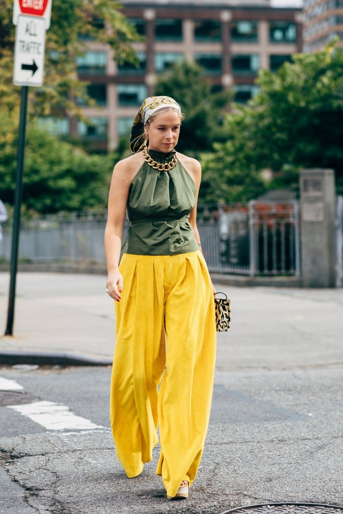 Fall Pants Trend 2019: Corduroy Pants