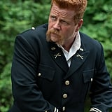 We Can Probably Rule Out Abraham as Negan's Victim