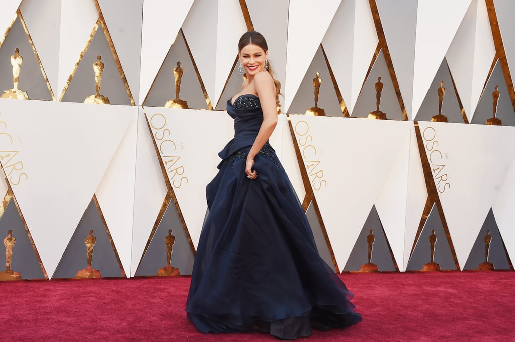 Sofia Vergara at the Oscars 2016
