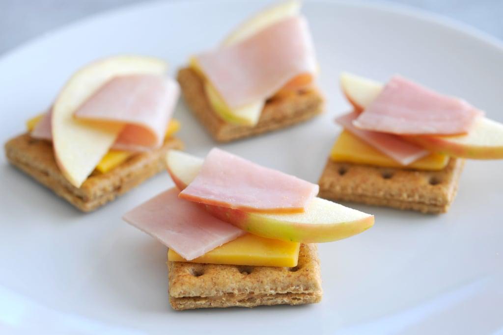 Sweet and Savory Ham Bites