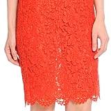 Valentino Sleeveless Lace Sheath Dress ($3,790)