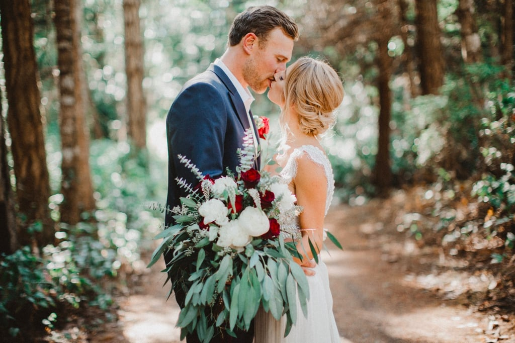 Elegant Pacific Northwest Wedding