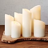 Flicker Flameless Pillar Candles