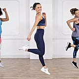 This 30-Minute Dance Cardio With Sliders Workout Will Kick Your Butt
