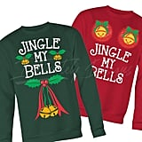 Funny Couples Ugly Christmas Sweaters