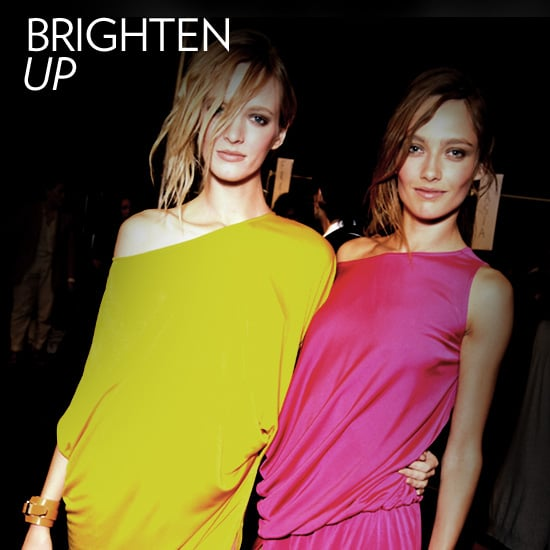 How to Wear Bright Colored Clothing at Night