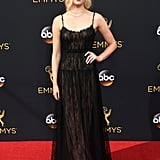 Sophie Turner at the Emmys in 2016