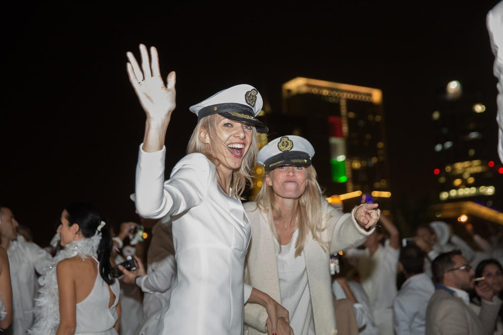 Diner En Blanc Dubai Returns For 3rd Year | December 2016
