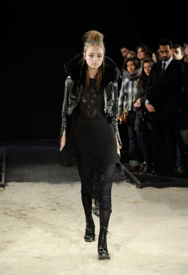 Fall 2011 New York Fashion Week: Frank Tell