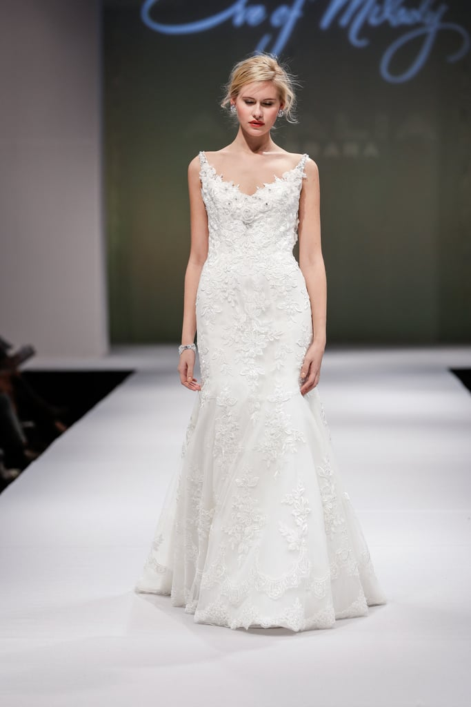Eve of Milady Bridal Fall 2014