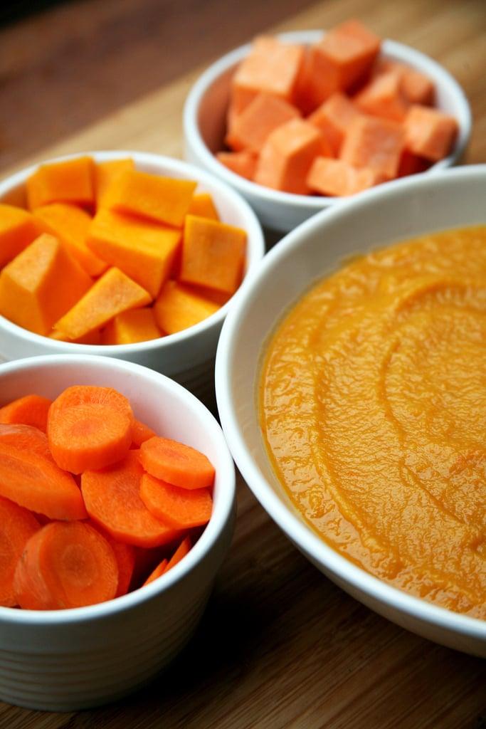 Two-Bean Sweet Potato Soup