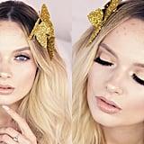 Snapchat Butterfly Filter Makeup Tutorial & DIY! // MyPaleSkin