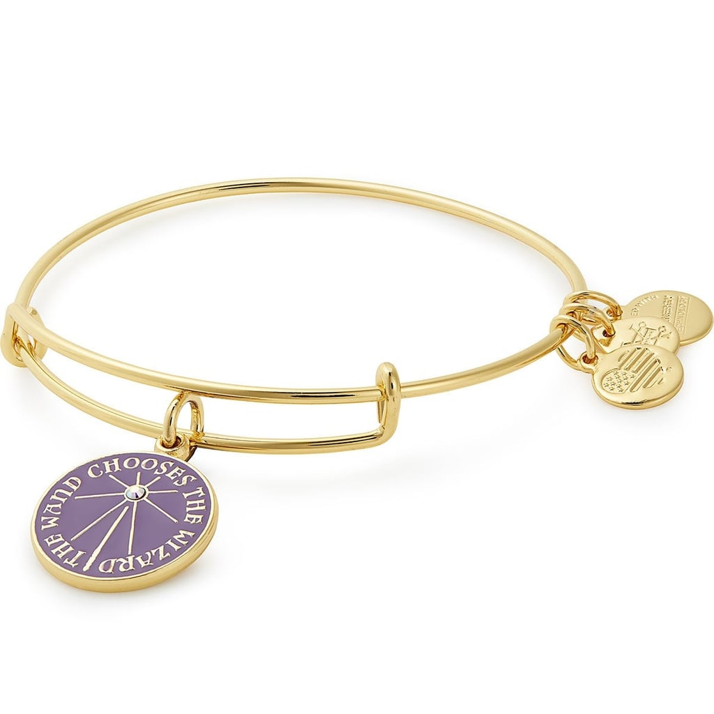 Harry Potter The Wand Chooses the Wizard Charm Bangle