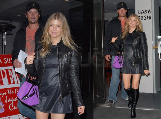 Does Fergie Have a New Lovely Lady Bump?