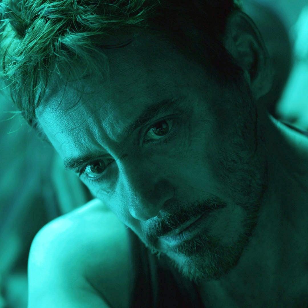 Robert Downey Jr Video From Last Day On Avengers Endgame