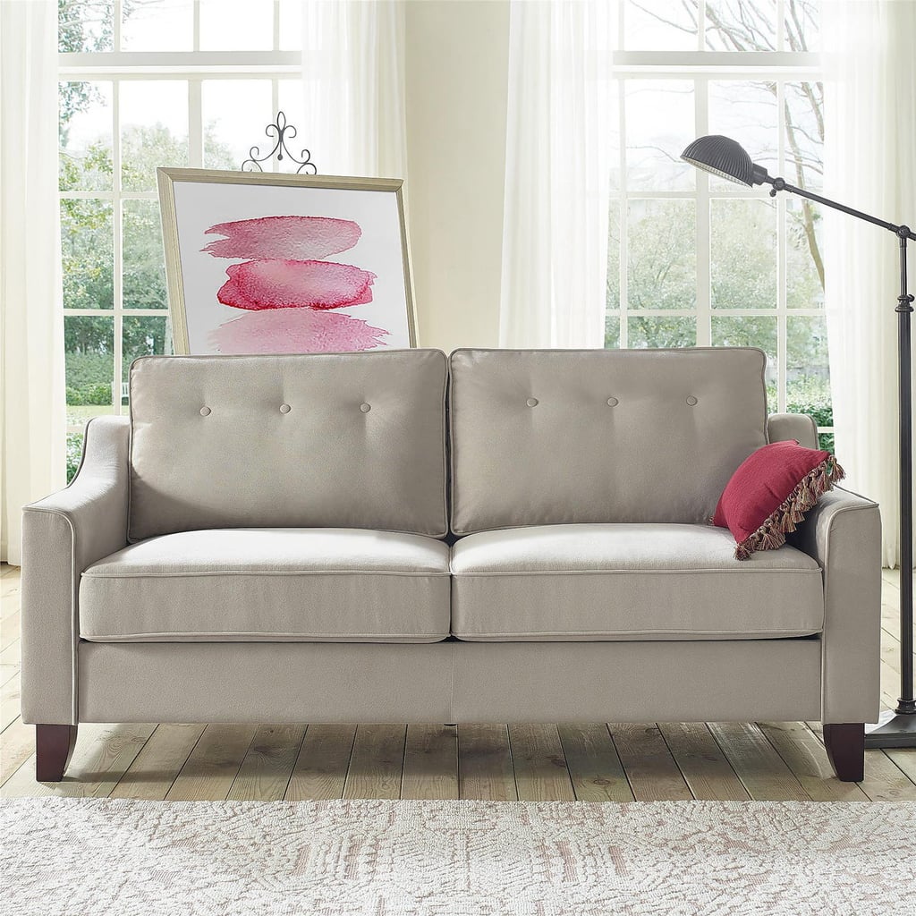 Axilla Beige Sofa Best Small Space Furniture From Pier 1