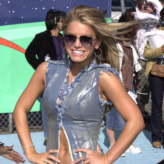 Pictures of Jessica Simpson Through the Years