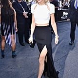 Celebrities at 2014 ACM Awards