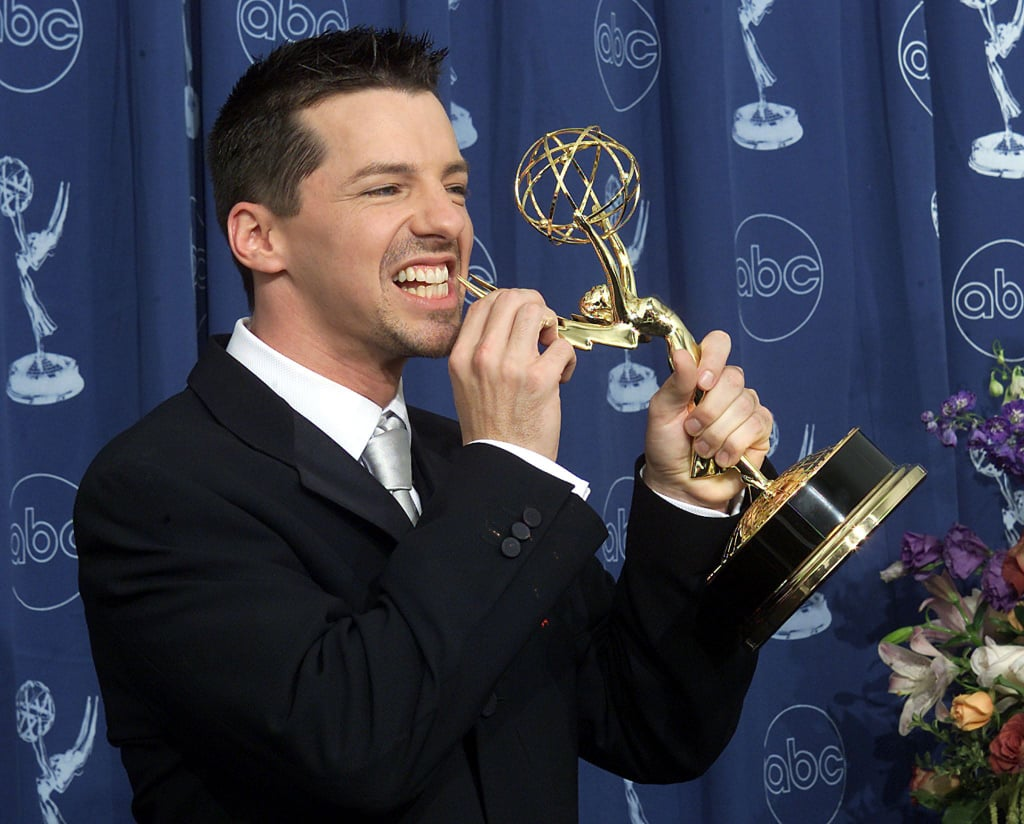 Sean Hayes at the 2000 Emmy Awards