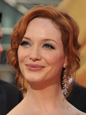 Photo of Christina Hendricks at 2009 Primetime Emmy Awards