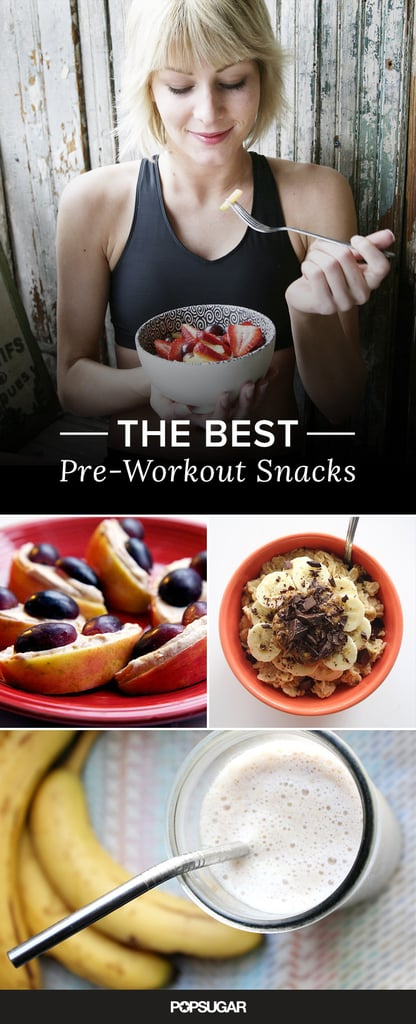 The Best Snacks to Fuel Your Workout