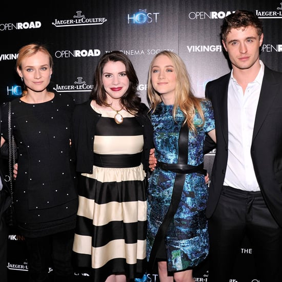 The Host NYC Premiere Celebrity Pictures