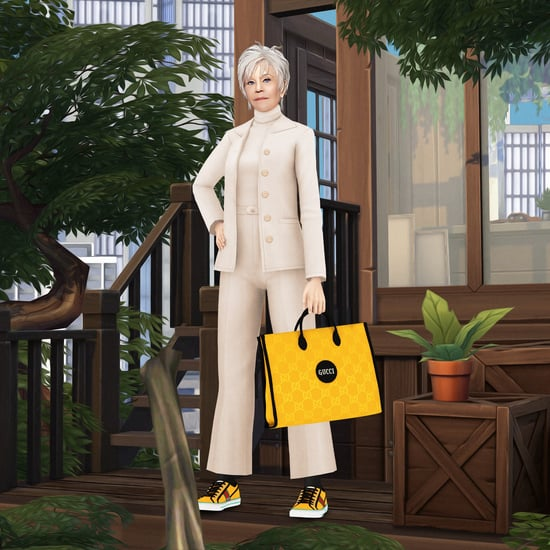 The Sims Are Now Wearing Gucci's Off the Grid Collection