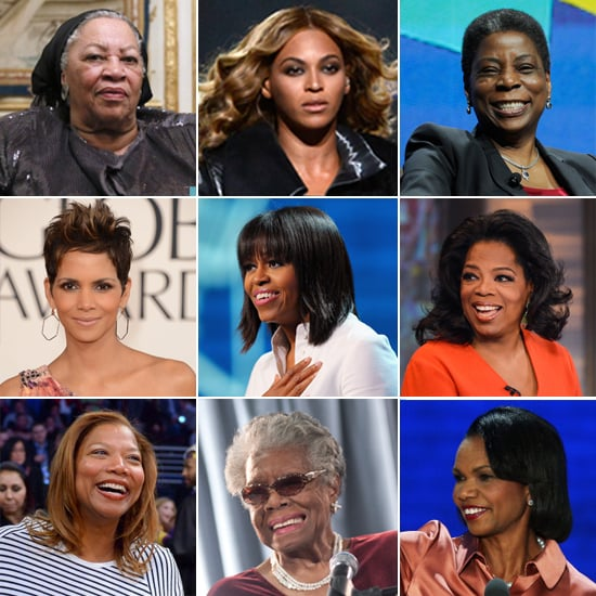 Black History Month Female Role Models